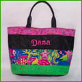 Personalized Mesh Tote Bags